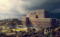 Thiết kế bảo tàng tội ác diệt chủng ở Campuchia 5