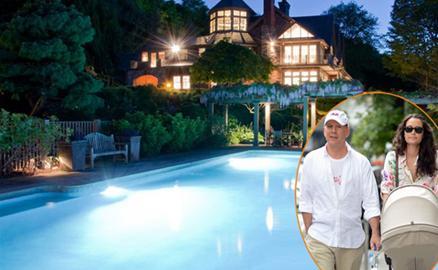 Bruce Willis tậu vila 57.000m2 tặng vợ trẻ và hai con gái