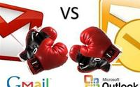 Google và Microsoft: Cuộc chiến Email