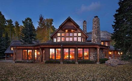 Tom Cruise rao bán nhà gỗ giá 59 triệu USD