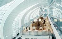 Cận cảnh sân bay lớn nhất hành tinh tại Dubai