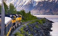 Những cung đường sắt lãng mạn làm say đắm du khách