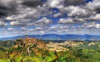 Civita di Bagnoregio - Thị trấn đổ nát trên đỉnh đồi