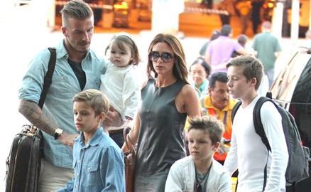 Những ngôi biệt thự triệu đô của vợ chồng David Beckham