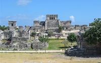 Ngắm tòa thành cổ kỳ vĩ của người Maya