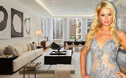 Ngắm penthouse 5 sao của Paris Hilton