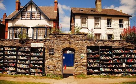 Thú vị thị trấn của những quyển sách