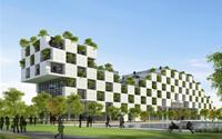 Tòa nhà Đại học FPT giành giải nhất Kiến trúc xanh Việt Nam
