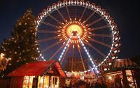 Không khí Giáng sinh bao trùm khắp nước Đức