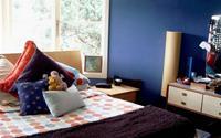 Bài trí phòng ngủ cho nhà chật