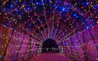 Những công trình ánh sáng chào đón Giáng sinh 2014