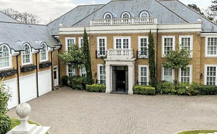 Terry mua nhà mới gần hai biệt thự vừa bán