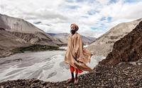 """""""Vương quốc bị lãng quên"""" ẩn khuất trong dãy Himalaya"""
