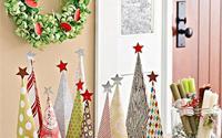 Nhà chật vẫn thoải mái trang trí Giáng Sinh