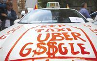 Canh bạc lớn của Uber