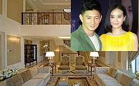 Cận cảnh biệt thự của Ngô Kỳ Long - Lưu Thi Thi sau ngày cưới