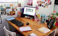 Hướng dẫn sắp xếp bàn làm việc theo phong thuỷ