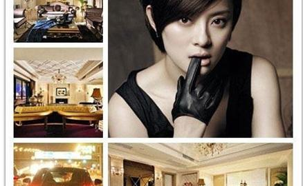 Tôn Lệ tậu biệt thự đắt đỏ ở đất vàng Thượng Hải