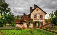 Thích thú với những ngôi nhà đẹp như trong cổ tích