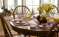 Định vị, thiết kế phòng ăn và kê đặt bàn ăn