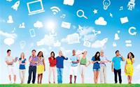 """Học """"chiêu"""" tiếp thị thương hiệu trên mạng xã hội"""