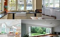 Muôn vẻ cách lắp đặt cửa sổ cho nhà bếp thêm xinh