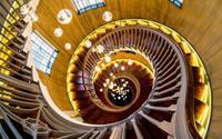 Chiêm ngưỡng những cầu thang đẹp nhất thế giới