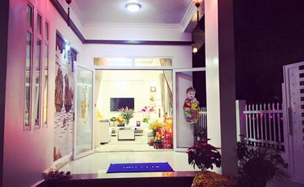 Căn nhà khang trang của Phạm Hương ở Hải Phòng