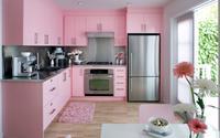 Phong thủy xấu khi đặt tủ lạnh gần bếp nấu