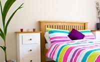 Tư vấn trang trí phòng ngủ thành 'vườn bướm' lãng mạn cho bé gái