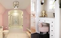 3 sắc màu mang đến mùa xuân cho phòng tắm của bạn