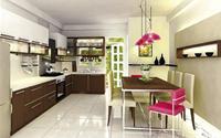 Gian bếp đặt hướng nào sẽ hút vượng khí cho ngôi nhà?
