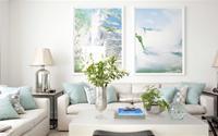 Trang trí nhà đầy ấn tượng với màu xanh - gam màu hot nhất của năm 2016