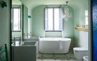 4 xu hướng màu sắc cho nhà tắm thêm mát mẻ vào mùa hè