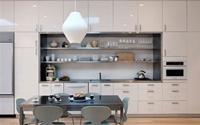 Những phong cách thiết kế bếp hiện đại