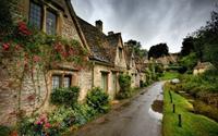 Ngôi làng cổ xinh đẹp nhất nước Anh