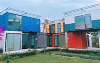 Khách sạn container giá 180.000 đồng ở Đà Nẵng