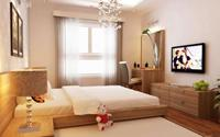Bố trí hợp phong thủy cho căn hộ chung cư có 2-3 phòng ngủ