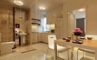 Hóa giải phong thuỷ phòng vệ sinh nhiễm bẩn sang khu bếp
