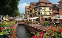 Colmar - ngôi làng cổ kính nhất nước Pháp