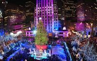 Không khí Giáng sinh đã tràn ngập trên đường phố Tây