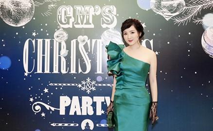 Giáng My mở tiệc Noel ở biệt thự triệu USD mới tậu