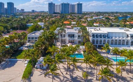 Biệt thự ven biển giá 27,5 triệu USD của ông chủ Tommy Hilfiger