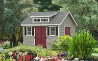 10 ngôi nhà nhỏ nhưng đẹp như bước ra từ truyện cổ tích