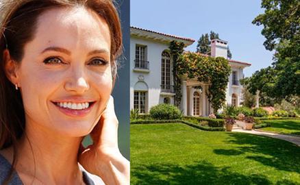 Bên trong biệt thự 25 triệu USD Angelina Jolie định mua