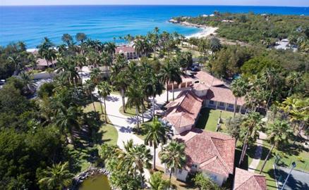Trump rao bán khu nghỉ dưỡng bên bờ Caribbean gần 30 triệu USD