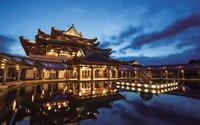 Khách sạn siêu sang, rộng hơn cả công quốc Monaco