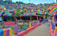 Lóa mắt với sự biến hóa kỳ diệu của khu làng ổ chuột