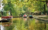 'Tiểu Venice' trong lòng nước Đức