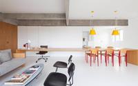 Nhà 96 m2 với thiết kế tối giản bỏ bớt tường